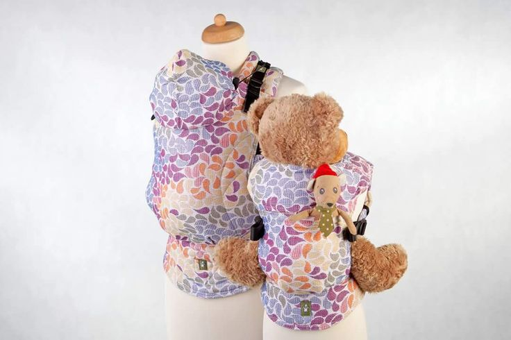 LennyLamb Colours of Life Baby Carriers