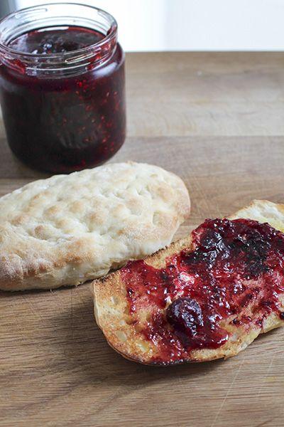Frozen Berry Jam | The Wooden Spoons