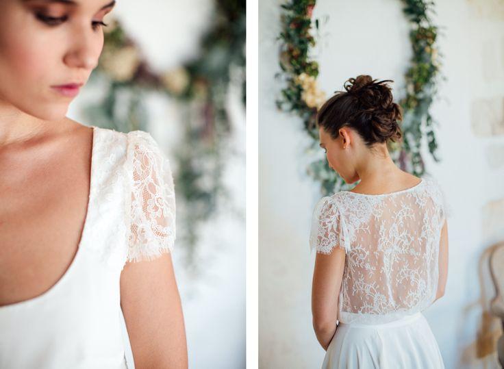 Salomé Gautard, Créatrice de robes de mariée sur-mesure