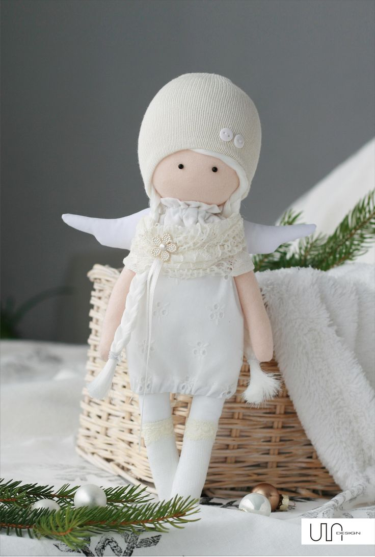 christmas time / angels dolls