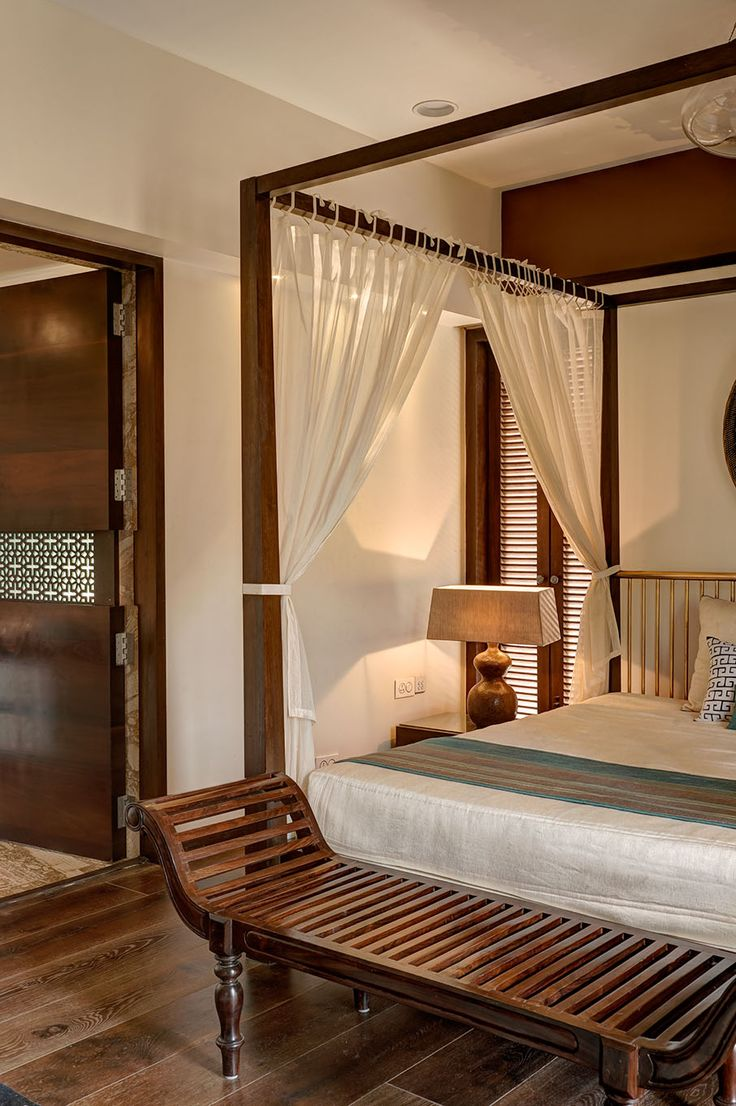 Traditional indian bedroom - The House Has Strong Influences Of The Traditional Indian Architecture Home Is Where The Is Pinterest Indian Architecture Traditional And