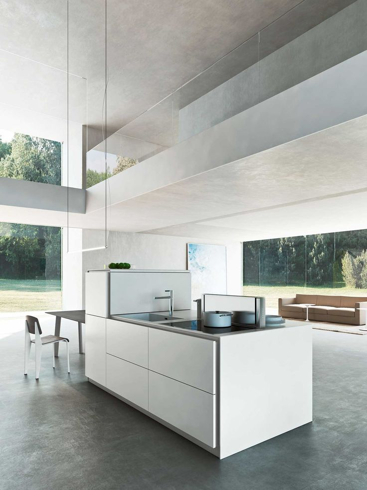 Elle Kitchen Monica Armani Design Iconic And Innovative Storage Spaces Are The ModernKitchen IdeasStorage