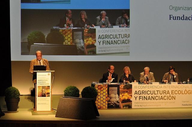 Fundación Triodos - Mesa redonda: Políticas agrarias y sostenibilidad