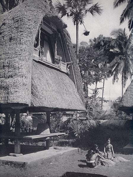 Author Philip Hanson Hiss. Bali