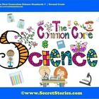 Science Posters: with standard objective is made clear and easy-to-understand for students through the use of graphic depictions.