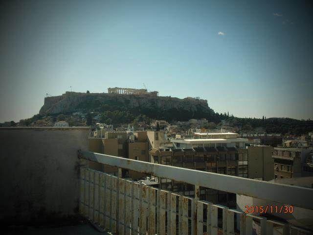 Πώληση Διαμέρισμα Κέντρο. Προς Πώληση Ρετιρέ{  Βιοτεχνικος  Χωρος- καταλληλος  για  LOFT}  Αθήνα--Ψυρρή 115τ.μ ,  1972 Eτος κατασκευής ,  χαρακτηρ