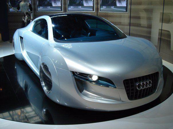 Goodyear представила концепт сферических колес для беспилотных автомобилей