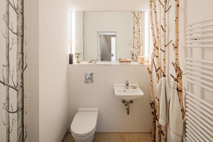 "Yarn Factory Converted into Luxurious Home: Loft ""Alte Wollgarnfabrik"" in Berlin"