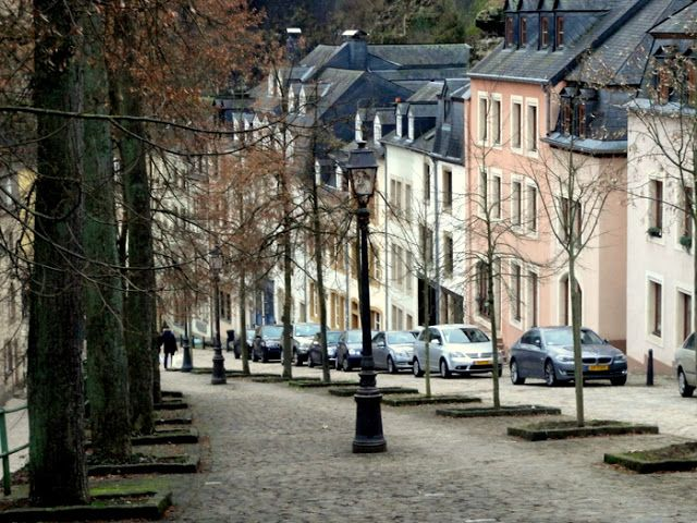 Travel & Lifestyle Diaries:  Luxemburg City