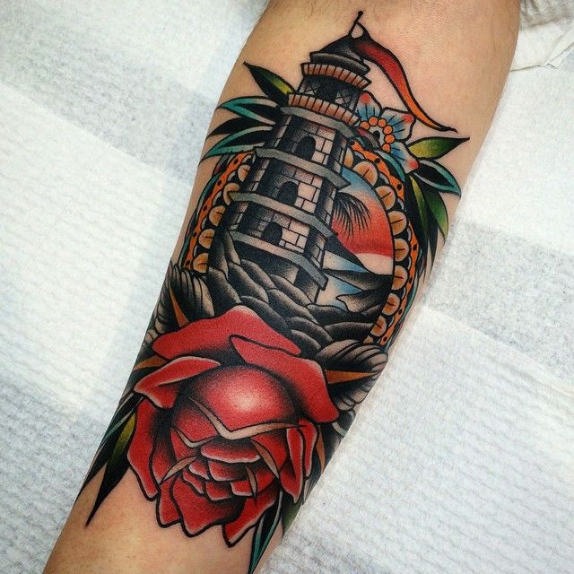 nautical sleeve tattoos for women - Google Search