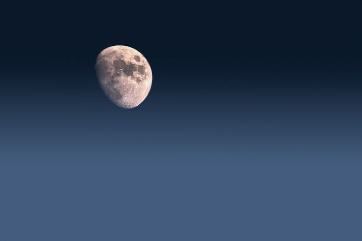 Moon Photo by Paul Yates -- National Geographic Your Shot