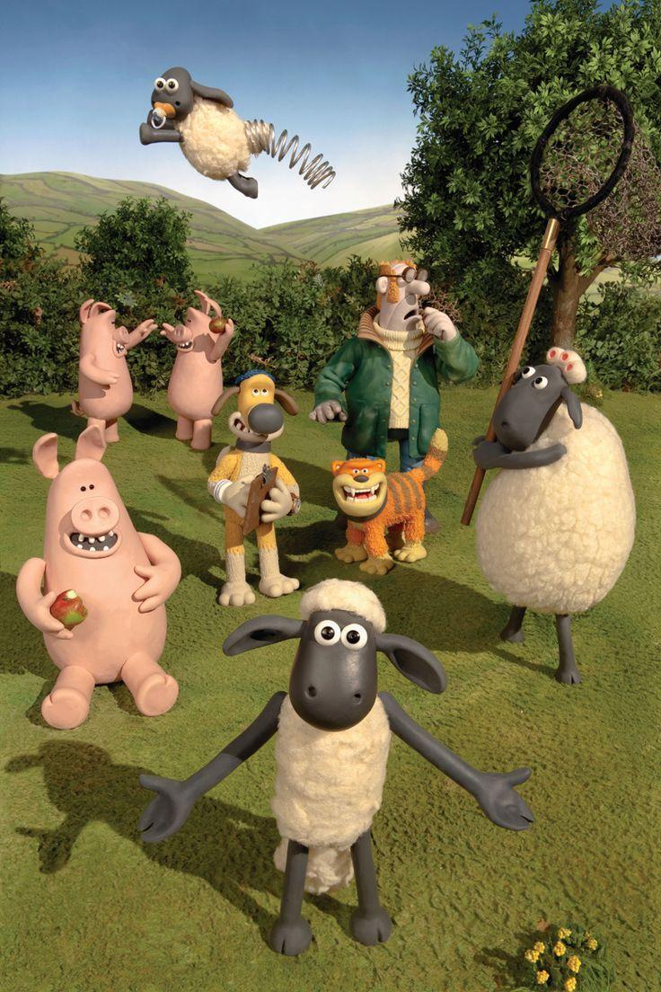 Shaun the Sheep(ひつじのショーン)