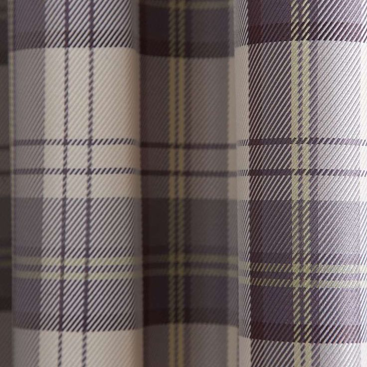 Mauve Balmoral Lined Pencil Pleat Curtains | Dunelm