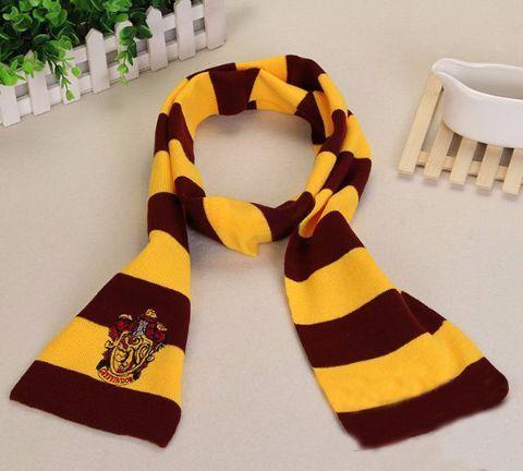Harry Potter- House Gryffindor Winter Scarf