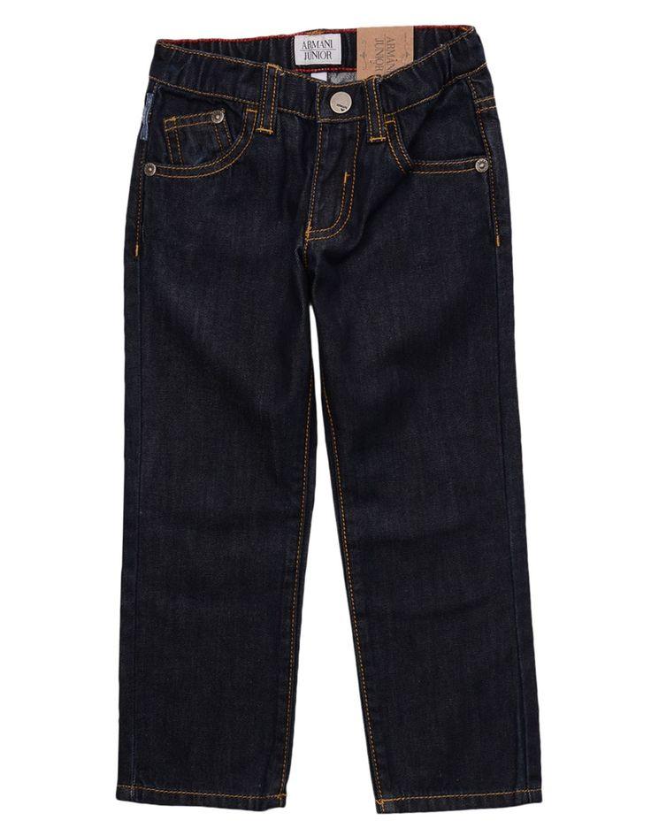 Armani Denim Regular Jeans Unwashed   Accent Clothing