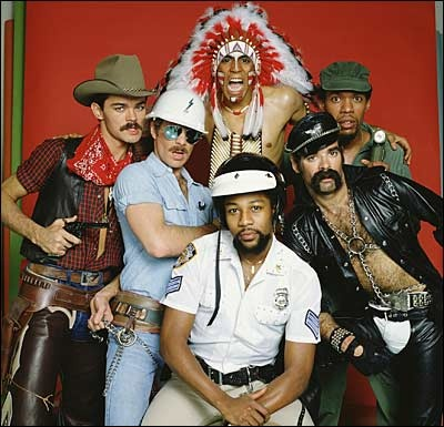 The Village People!