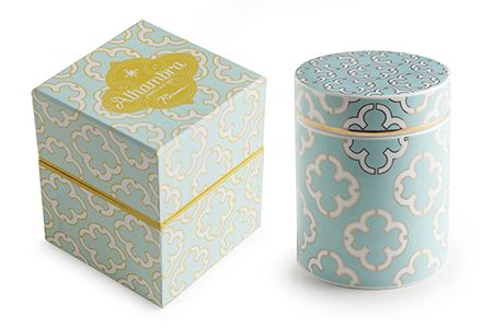 """Rosanna Alhambra Large Porcelain Vessel — Rosanna Alhambra Large Vessel Porcelain in a Gift Box 4.5"""" x 3.5"""""""