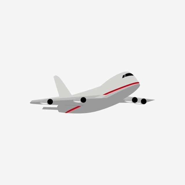 Airplane Vector Illustration Airplane Icons Graphic Travel Png And Vector With Transparent Background For Free Download Seni Gambar Pesawat
