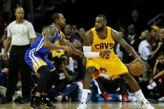 Warriors vs. Cavaliers: Live Score and Highlights for 2015 NBA Finals Game 4