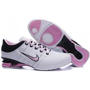 278563 005 Nike Shox R2 White Black J08005