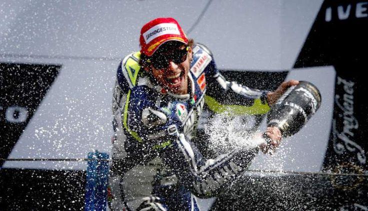 Rossi, MotoGP Belanda 2013