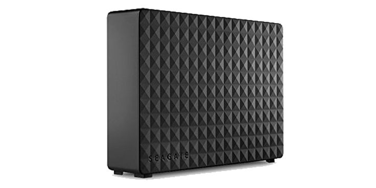Seagate Expansion 5TB Review