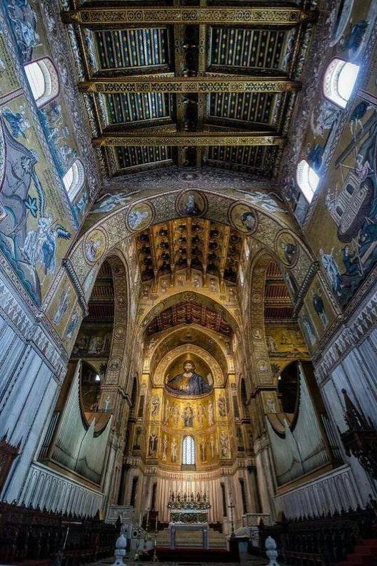 Cattedrale di Monreale - Palermo -Sicilia
