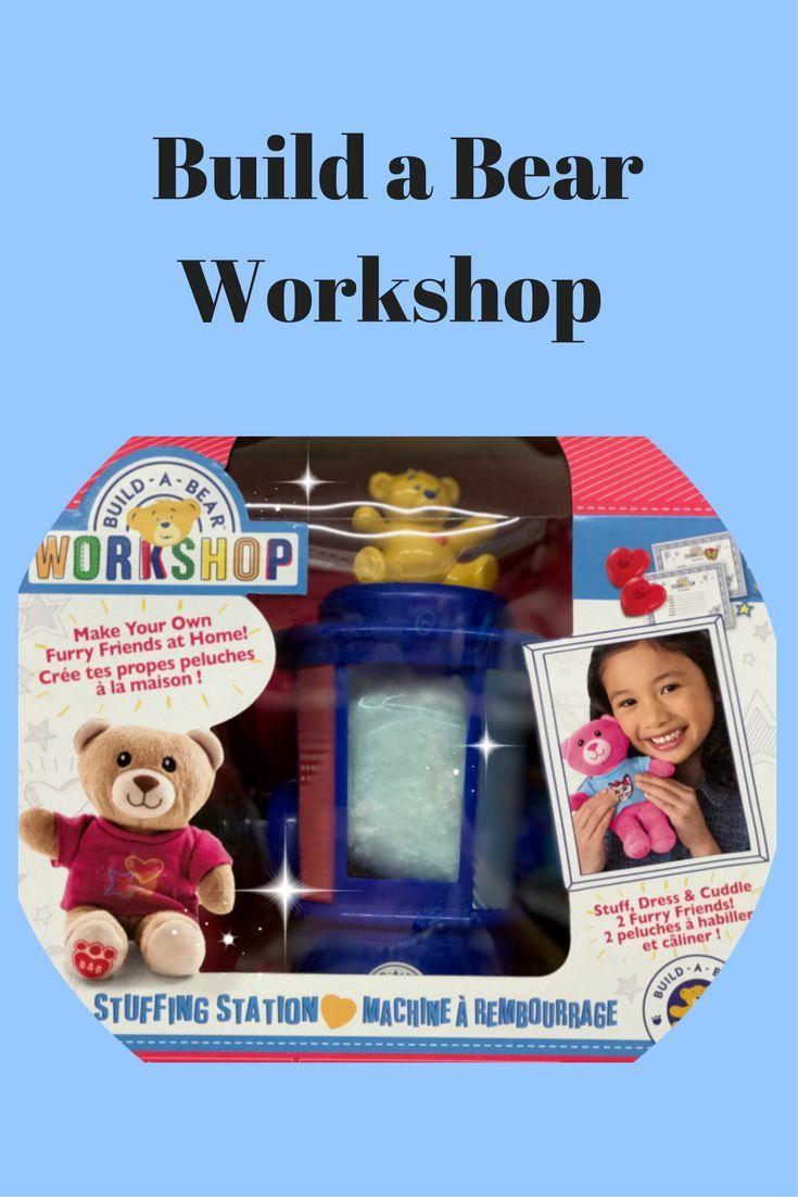 Build a bear - Build a bear workshop - Build a bear stuffing stationWorkshop