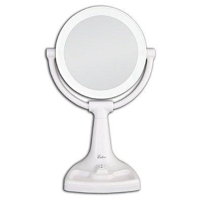 Zadro 174 1x 10x Max Bright Sunlight Vanity Mirror Mirror