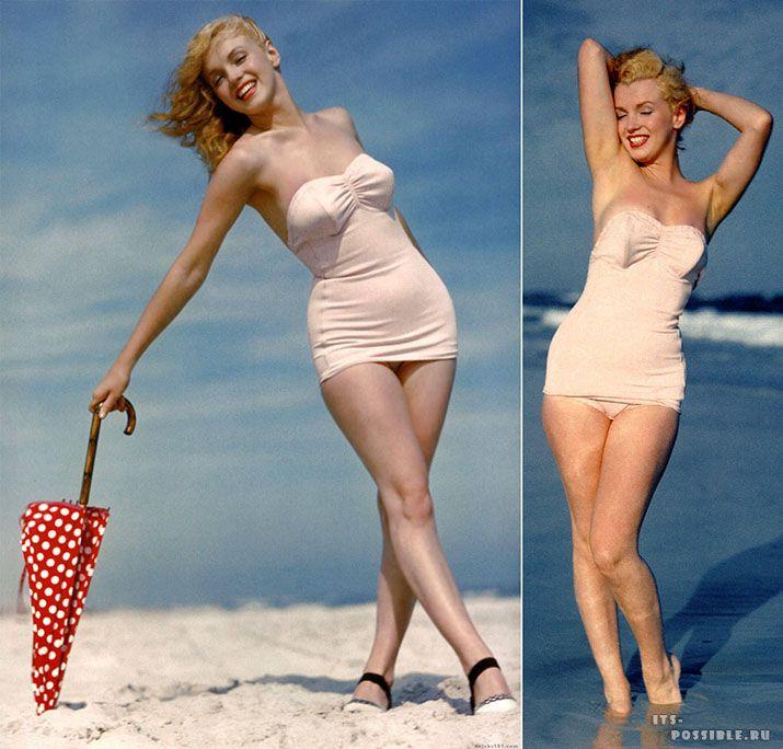 Романтик по Кибби: Мэрилин Монро. Marilyn Monroe Romantic KIBBE TYPE.