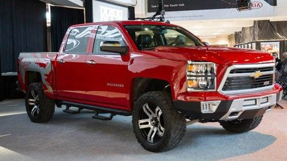 The New 2019 Chevy Reaper Here Are The Full Detail Chevy Reaper