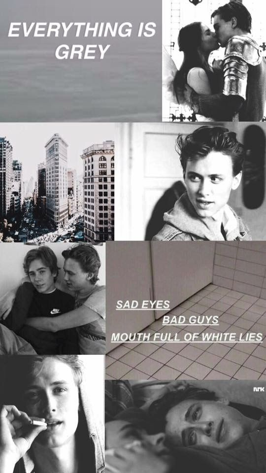 evak collage - skam // grey