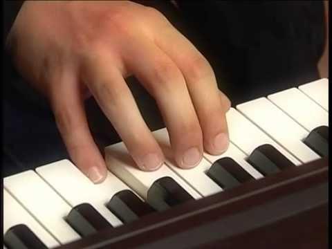 Škola hry na klavír - 6 díl, tonika, dominanta, supdominanta
