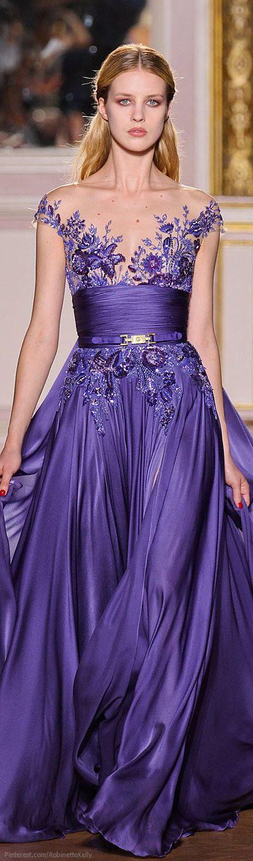 Zuhair Murad | Haute Couture F/W 2012