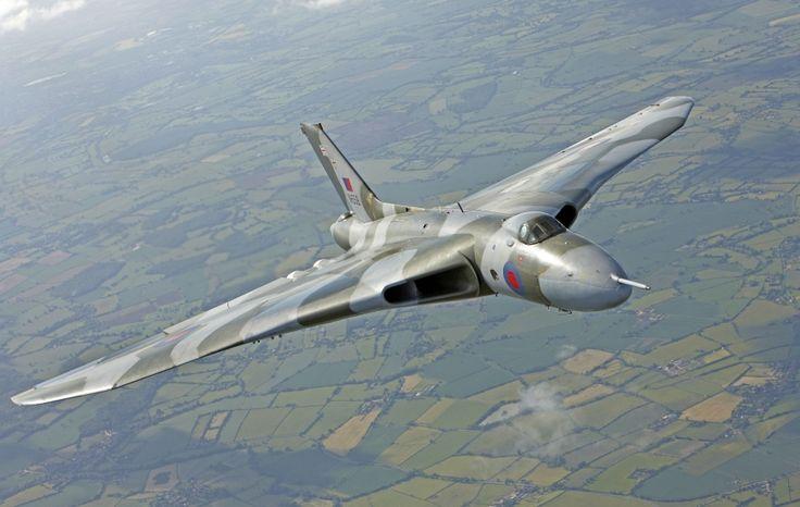 Avro Vulcan B.2 XH558.