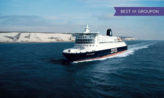 DFDS Ferry Crossings - Dover: Dover to France: £20 off Ferry Crossings Fare on routes Dover-Calais and Dover-Dunkirk