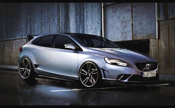 volvo v40 r concept by pluum automotive renderings looks good virtual volvos pinterest volvo. Black Bedroom Furniture Sets. Home Design Ideas