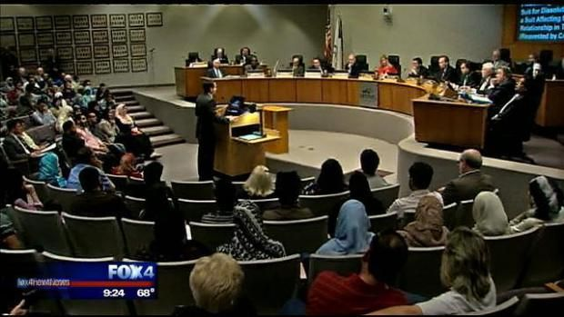 Muslims Furious As Dallas Suburb Moves To Shut Down Sharia Courts | RedFlagNews.com