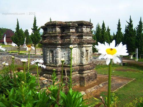 Gatotkaca temple, Dieng, Central Java
