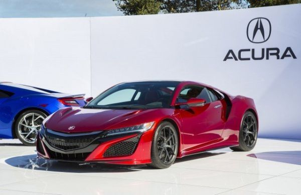 2017 Acura NSX, Review, Price, Specs
