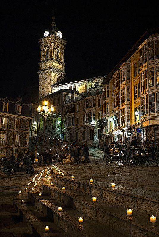 Vitoria - Gasteiz, Basque Country, Spain