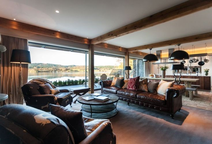 Waters Reach - The Big Cottage Company - Kate & Tom's - Amazing view of the Lake from Waters Reach in the Lake District