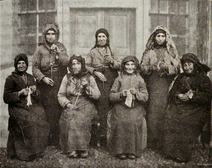 An Armenian family in Erzurum. H.F.B. Lynch