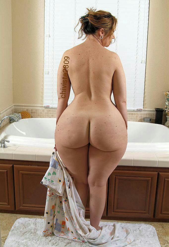 bbw fat ass thighs naked