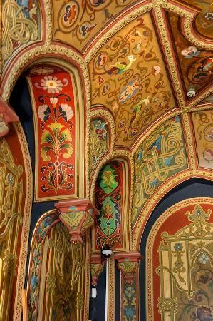 Russian art nouveaux | ... in the Art Nouveau Hall - Foto van Kiev, Oekraïne - TripAdvisor