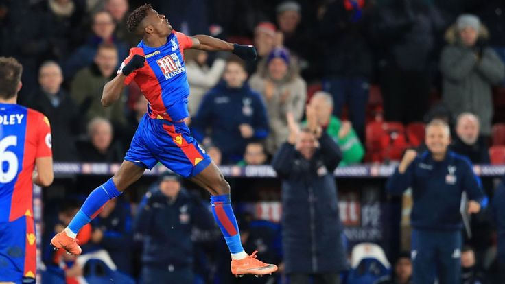 Sam Allardyce warns Wilfried Zaha off 'glory move' away from Crystal Palace
