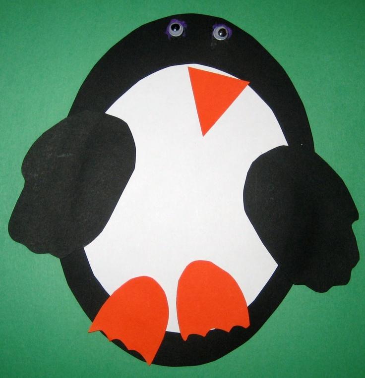 Pre-k Penguin