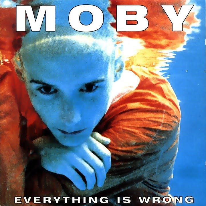 100 Best Albums of the Nineties: Moby, 'Everything Is Wrong' | Rolling Stone