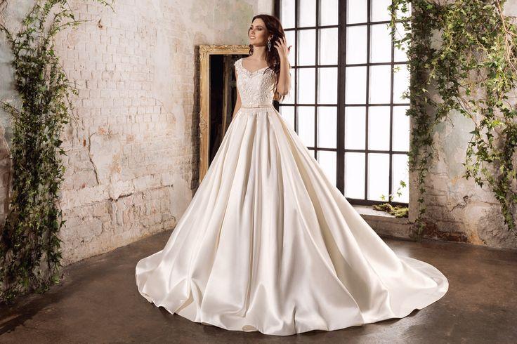 Nora Naviano 15344, свадебное платье Nora Naviano, wedding dress, невесты 2017, свадебное платье, bride, wedding, bridesmaid dress, prospective bride, best bride, lush wedding dress