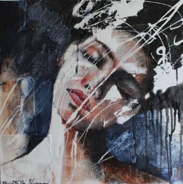 "Saatchi Art Artist Donatella Marraoni; Painting, ""So good"" #art"